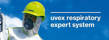 Ures Masks Expert Respiratory Protection Uvex Safety