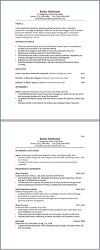 Career Change Resume Sample Fearsome Templates Summary Statement