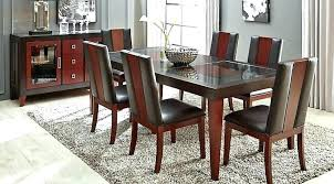 dining room table chairs and hutch used