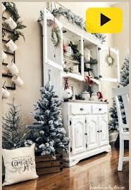 Holiday Home Tour - Christmas 2018 - Farmhouse by Design   Décoration  maison, Table de noël, Decoration