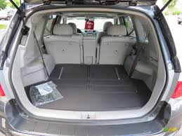 2013 Toyota Highlander Limited 4WD Trunk Photo #81645204 ...