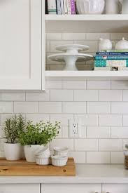 white subway tile grey grout. Exellent Grout Blue Painteru0027s Tape Just To Experiment With Their Placementbut Before  That Iu0027m Going Be Installing White Subway Tile From The Counters Ceiling Throughout White Subway Tile Grey Grout T