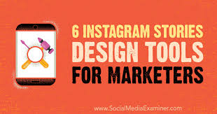 Instagram Stock Price History Chart 6 Instagram Stories Design Tools For Marketers Social