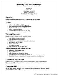 clerical resume objective clerical job resume objective stock resume resume  cv cover letter - Clerical Resume