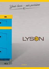 Lyson Catalogue 2019 En By Lyson Issuu