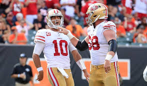 2013 49ers Depth Chart Nfl Week 2 49ers Blow Out Bengals In Costly Victory