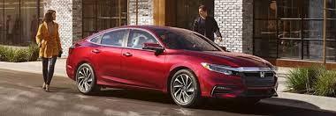 Color Options For The 2019 Honda Insight