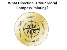 being funny is tough moral compass essay a good leader needs a moral compass that will keep the leader grounded in his most cherished values while negotiating and collaborating people who