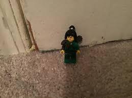 Does nya look better with Lloyd's season 11 suit with koko's bow back  thingy? : Ninjago