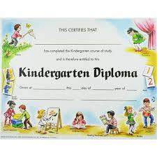 Kindergarten Diplomas Under Fontanacountryinn Com