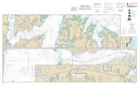 Neuse River Depth Chart Albemarle Sound To Neuse River 2014 Old Map Nautical Chart North Carolina Reprint Ac Harbors 831