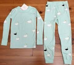 Hanna Andersson 90 Girls Pajamas Short John Organic Cotton