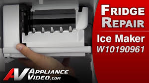 refrigerator diagnostic repair ice maker whirlpool maytag roper amana kenmore you