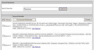 22 Beautiful Naukri Com Free Resume Search Pour Eux Com