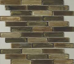 wentworth 1 x 4 linear mosaic sheet