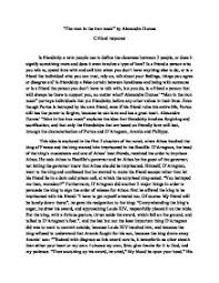 critical response the man in the iron mask by alexander dumas  page 1 zoom in
