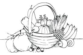 Fruits And Veggies Coloring Pages Fruits And Vegetables Coloring