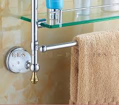 wall mounted bathroom accessories set. 64 cd series chrome polish brass \u0026 diamond wall mounted bathroom accessories sets towel rack hook set o