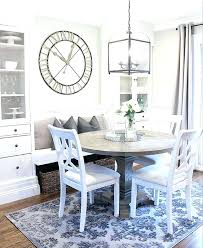 Leather breakfast nook furniture Black Related Post Samanthahughes Breakfast Nook Tables Mission Breakfast Nook Set Breakfast Nook