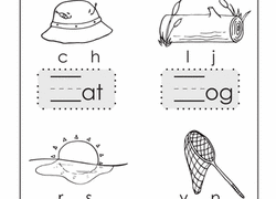 Based on jolly phonics, cartoonito activity sheets are a perfect resource to help support children while they are learning to read and write. Preschool Phonics Worksheets Free Printables Education Com