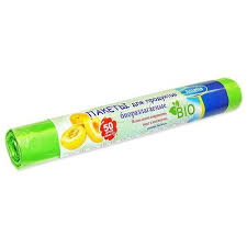 <b>Пакеты для продуктов</b>, Био. 3,7л./50шт./HDPE 7мкм $ 1/60 <b>Antella</b> ...