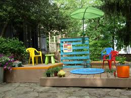 Decking Using Pallets Build A Multilevel Deck For A Kiddie Pool More Composite