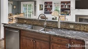 Kitchen Tops Granite Mist Granite Kitchen Countertop