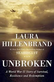 book review unbroken by laura hillenbrand
