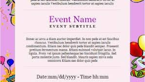 how to invite birthday party invitation email how to make a birthday invitation in photoshop birthdaybuzz