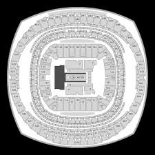 Mercedes Benz Superdome Seating Chart Concert Map Seatgeek