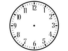 Clock faced on white background. Clocks Apple Grove Lane
