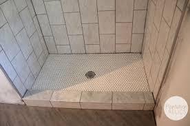 Enticing Shower Tile Ideas Bathroom Subway Tile Ceramic Plus Walk As Wells  As Shower Tile Ideas