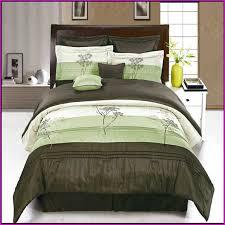 seafoam green and brown bedding home design ideas