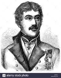 Anton Graf von Osten (born December 10, 1795, died October 26 Stock Photo -  Alamy