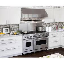 viking gas stove.  Gas Viking Professional 7 Series 48Inch 6Burner Natural Gas Range With  Griddle  Stainless Steel VGR7486GSS  ShoppersChoicecom And Stove I