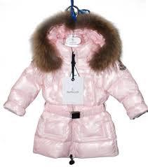 Moncler Jacket Kids Pink