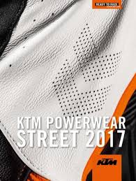 2018 ktm powerwear catalogue. perfect 2018 ktm powerwear street catalog 2017 deutsch throughout 2018 ktm powerwear catalogue