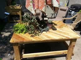 patio furniture from pallets. Picture Of Adding The Stain And Sealer Patio Furniture From Pallets O