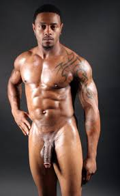 List black male nude in movie