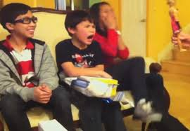 These Parents Gave Their Kids Horrible Gifts for Christmas ... on Video.  It's SO Funny. And So Wrong. But, Mostly SO FUNNY.