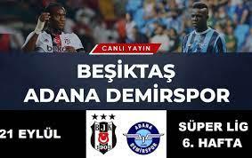 Özet: Beşiktaş 3-3 Adana Demirspor maç özeti ve golleri izle youtube Bjk  Adana maç sonucu kaç kaç bitti? - makrokedi