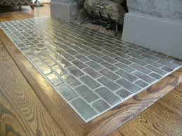 gray tiled hearth … | Pinteres…