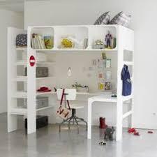 Marvelous Lit,bureau Et Commode Gain De Place Bunk Beds, Loft Beds, Heim,