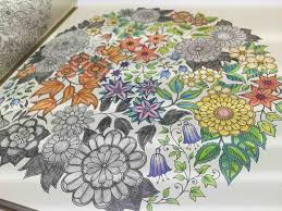 the secret garden colouring coloring book 秘密花園 著色本 비밀 정원 time laspe ideas 靈感 video Чарівний сад my drawing