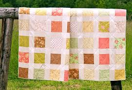 Queen Size Quilt Patterns Awesome Queen Quilt Fat Quarter CutUp Sew48Home