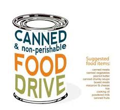 Food Drive Posters 29 Palms Underground Heart And Soul Of Our Community