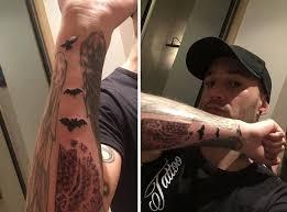 Foto 1 Sámerovo Nové Tetování Vypadá Parádně Extracz