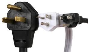 voltage and cord configuration for appliances 110 vs 240 220 Vac Electrical Plug Diagram 110 volt vs 220 volt (same as 120 volt vs 240 volt) 220 Vac Outlet Plug