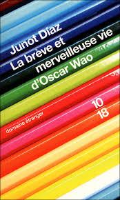 LA BREVE ET MERVEILLEUSE VIE D'OSCAR WAO (couverture)