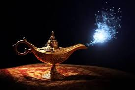 Image result for genie lamp